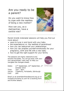 Parent Kind Antenatal 2015